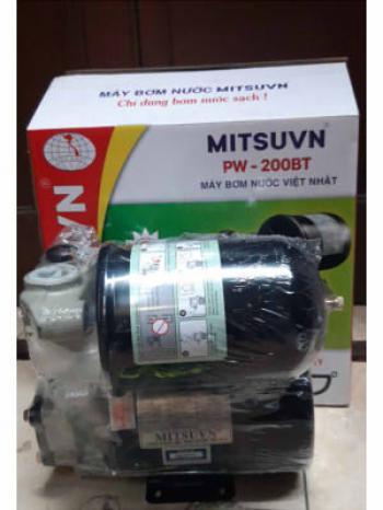 Bơm tự động tăng áp MitsuVN PW-200BT