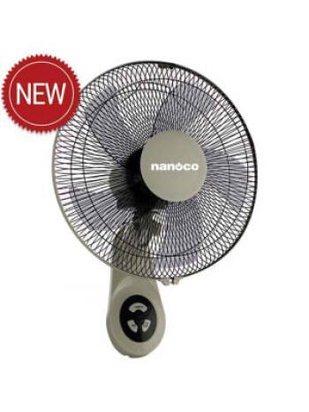 Quạt Treo Tường Nanoco NWF1605G - RC