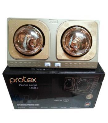Đèn sưởi nhà tắm Protex PX02 (Vàng đồng)