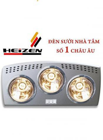 Đèn sưởi nhà tắm Heizen HE3B176 (HE-3B176) - 3 bóng