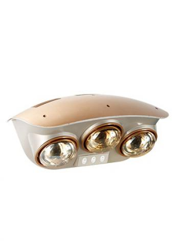 Đèn sưởi nhà tắm Saiko BH-825H - 3 bóng