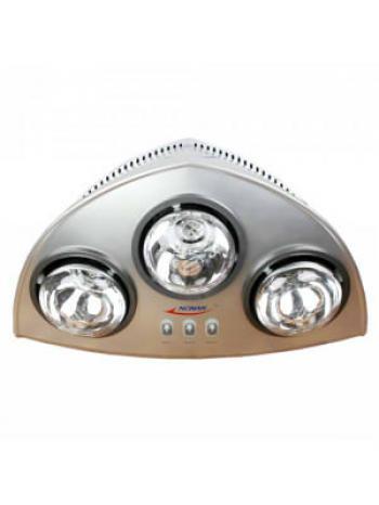 Đèn sưởi nhà tắm NonanDS-16 ( 3 bóng)