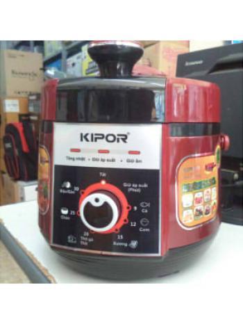 Nồi áp suất điện đa năng Kipor KP-AS351  6L