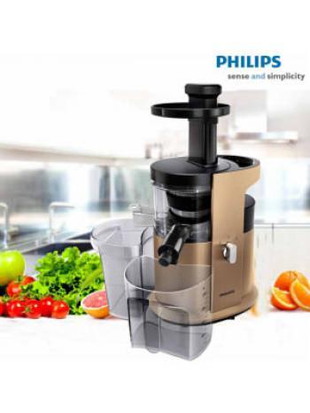 Máy ép trái cây tốc độ chậm Philips HR1883
