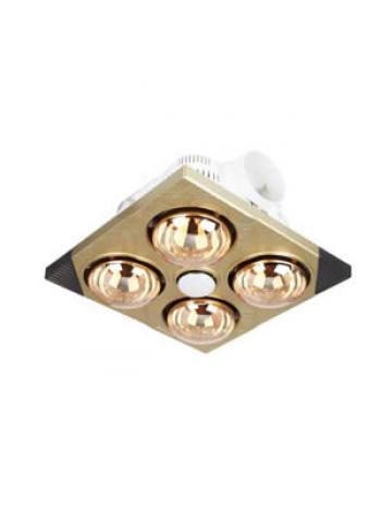 Đèn sưởi nhà tắm Kottmann K4BT ( K4B-T )- 4 bóng