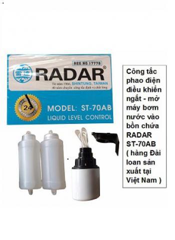 Công tắc phao điện RADAR ST-70AB