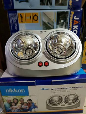 Đèn sưởi nhà tắm Nikkon NK02
