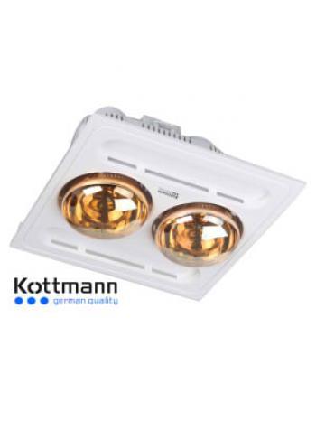 Đèn sưởi nhà tắm âm trần Kottmann K9-S (K9S)