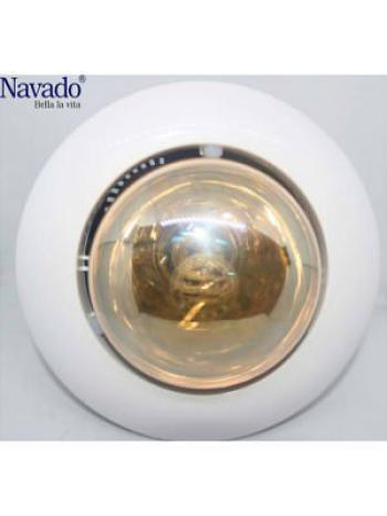 Đèn sưởi hồng ngoại 1 bóng âm trần Navado NAV6010