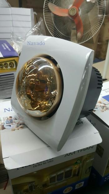 Đèn sưởi âm trần 1 bóng Navado NAV6008