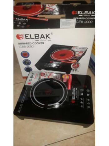Bếp hồng ngoại đơn Elbak ICEB-2000 2000W