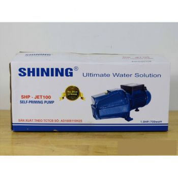 Máy bơm ly tâm Shining SHP-JET100 Bơm con lơn