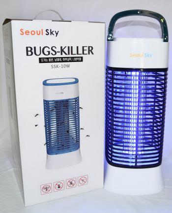 Đèn diệt côn trùng Seoul Sky SSK-10W (Korea)