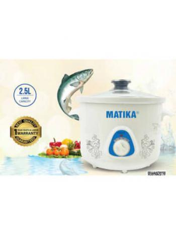 Nồi kho cá Matika MTK-9125 (2,5 lít)
