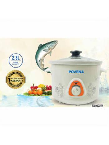 Nồi kho cá Povena PVN-25 2.5L