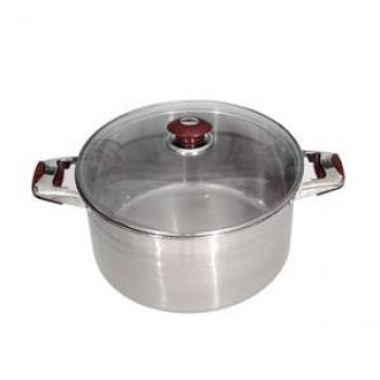 Nồi nắp kính Loving cook LC802