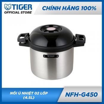Nồi ủ Tiger NFHG450 (NFHG450XS) - 4.5 lít