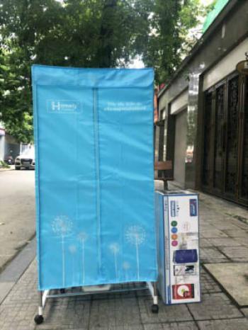 Máy sấy quần áo cao cấp Homely HL-618
