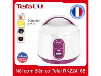 Nồi cơm điện cơ  0.7L Tefal RK224168