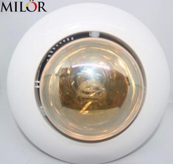 Đèn sưởi hồng ngoại 1 bóng âm trần Milor ML-6010 (tròn)