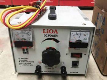 Máy sạc bình ắc quy Lioa BC3630 ( 30A 0-36V )