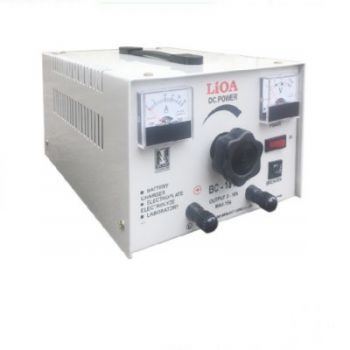 Máy sạc bình ắc quy Lioa BC5030 ( 30A 2-50V )