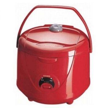 Nồi cơm điện Cuckoo CR1021 (Đỏ)