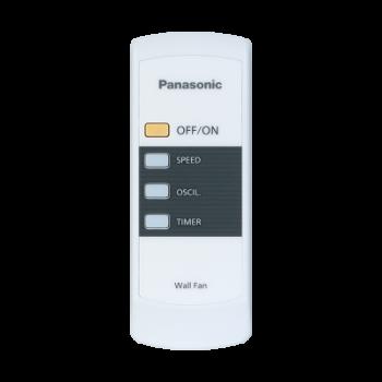Điều khiển quạt treo tường Panasonic  F-409MB / F-409MG xịn (trắng)