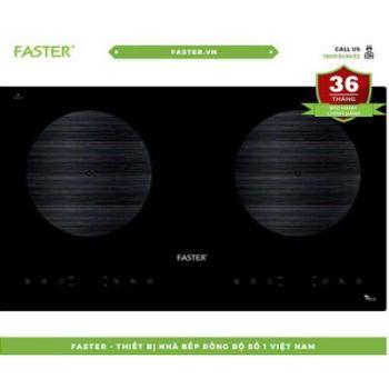 Bếp từ đôi Faster FS 289I