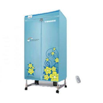 Tủ sấy quần áo có điều khiển từ xa Tiross TS882 (TS-882) 15kg 1500W
