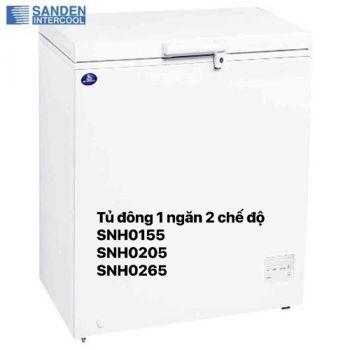 Tủ đông SANDEN SNH0205 Thái Lan