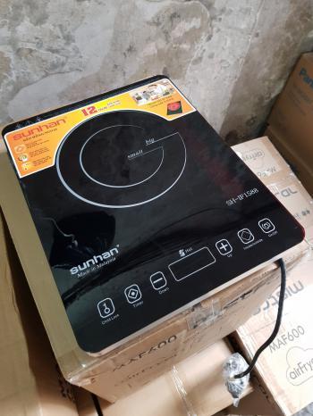 Bếp hồng ngoại đơn Sunhan SH-IF1588