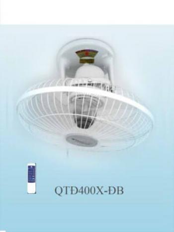 Quạt treo trần Vinawind QTĐ400X-ĐB Điều khiển từ xa