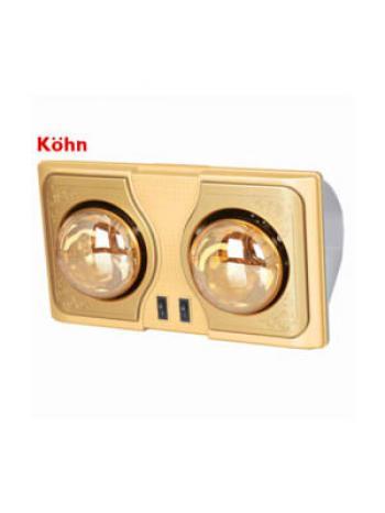 Đèn sưởi nhà tắm Braun KE02G