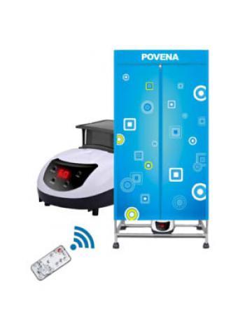 Tủ sấy quần áo Povena PVN-CD1215 1200W- Có ĐK